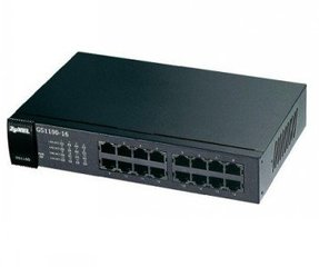 ZYXEL GS1100-16 16-P GIGABIT UNM. SWITCH