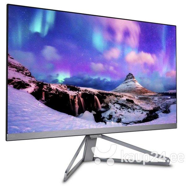 Philips - 23.8'' 245C7QJSB IPS DisplayPort Szary