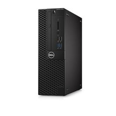 Lauaarvuti Dell OptiPlex 3050 Desktop, SFF, Intel Core i3, i3-7100, Internal memory 4 GB, DDR4, SSD 128 GB, Intel HD, DVD-RW Drive (Reads and Writes to DVD/CD), Keyboard language English, Linux