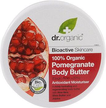 Looduslik kehaõli granaatõunaga Dr Organic 200 ml