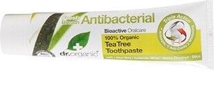 Looduslik hambapasta Dr. Organic Tea Tree 100 ml