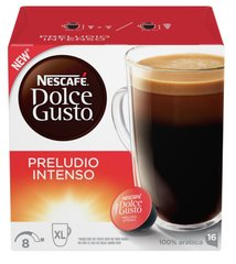 NESCAFE DOLCE GUSTO Preludio Intenso 16 капсул, 160 г