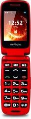 Mobiiltelefon MyPhone Rumba, Punane