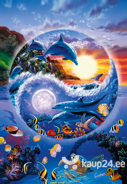 Pusle Step Puzzle 1149 Veealune maailm hind
