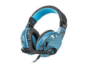 Kõrvaklapid mängimiseks NATEC Fury Hellcat hind ja info | Kõrvaklapid, mikrofonid | kaup24.ee
