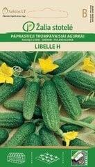 Огурцы Lilbelle H цена и информация | Огурцы Lilbelle H | kaup24.ee