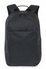 "Seljakott Tucano RAPIDO BKRAP 15.6"" Black, Shoulder strap, Backpack"