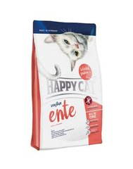 Kuivtoit kassidele Happy Cat Sensitive pardilihaga, 1,4 kg