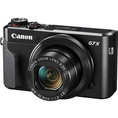 Canon PowerShot G7 X Mark II, must
