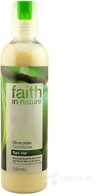 Palsam Faith in Nature Chocolate hind ja info | Juuksepalsamid | kaup24.ee