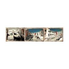 Dekoratiivsed seinaplaadid Simpsona B Venice 14,8 x 60 cm Artens