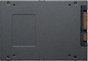 Kõvaketas Kingston SSDNow A400 120GB hind ja info | Sisemised kõvakettad (HDD, SSD, Hybrid) | kaup24.ee