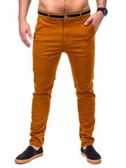 Meeste püksid Ombre P156, pruun