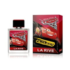 Tualettvesi La Rive Cars EDT poistele 50 ml