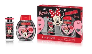 Komplekt La Rive Minnie: EDP tüdrukutele 50 ml + dušigeel-šampoon 250 ml