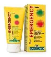 Rahustav kreem 2 ühes Naturando Emergency 50 ml hind ja info | Depileerimisvahendid | kaup24.ee