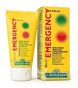 Rahustav kreem 2 ühes Naturando Emergency 50 ml