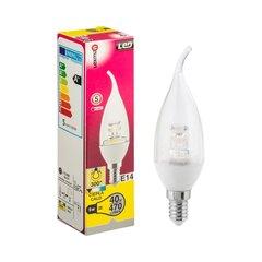 LED pirn LEXMAN E14 5W 470lm