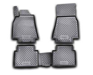 Kummimatid 3D MERCEDES-BENZ B-Class W245 2005-2011, 4 pcs. /L46012