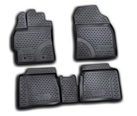 Kummimatid 3D TOYOTA Prius 2009-2015, 4 pcs. /L62083