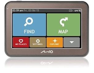 GPS seade MIO SPIRIT 5670 LM Europa