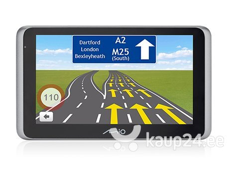 GPS seade Mio MiVue Drive 60 2in1 FULL EUROPE LM (EEU)