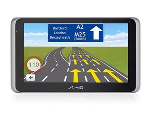 GPS seade Mio MiVue Drive 65 2in1 FULL EUROPE LM (EEU)
