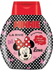 Šampoon-dušigeel La Rive Minnie 250 ml