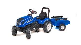 Трактор с прицепом New Holland 3080AB