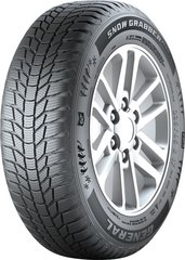 General SNOW GRABBER PLUS 235/55R18 104 H XL