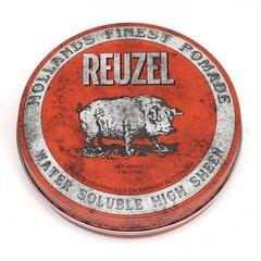 Pumat juustele Reuzel Red Water Soluble High Sheen Pomade, 340 g hind ja info | Viimistlusvahendid juustele | kaup24.ee