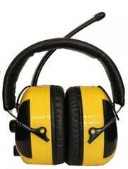 Kaitsvad kõrvaklapid koos raadio ja MP3-ga