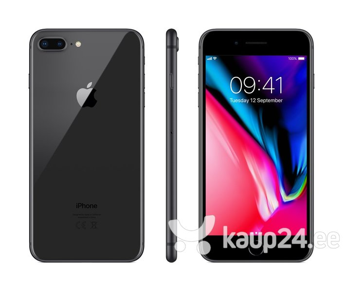 Mobiiltelefon Apple iPhone 8 Plus 256GB, Hall