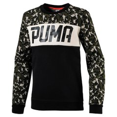 Puma джемпер Style Crew Sweat II, Olive Nightaop