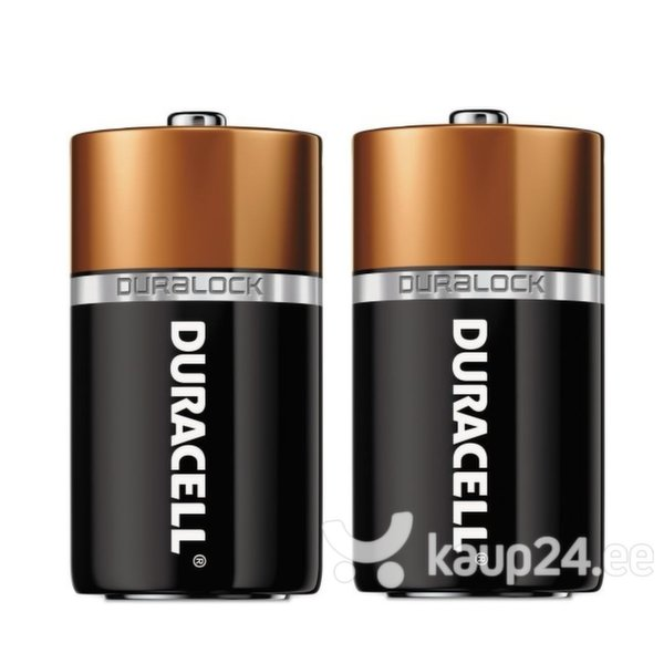 Patareid DURACELL Plus Power MN1400 C (LR14), 2 tk