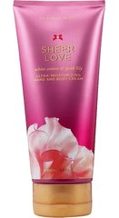 Kehakreem Victoria's Secret Sheer Love naistele, 200 ml
