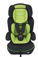 Turvatool BabyGO FreeMove 9-36 kg, Green hind ja info | Turvatool BabyGO FreeMove 9-36 kg, Green | kaup24.ee