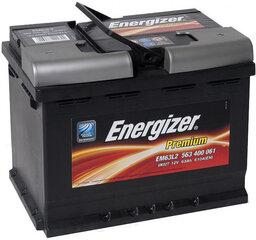 Aku Energizer Premium 63Ah 610A цена и информация | Aku Energizer Premium 63Ah 610A | kaup24.ee