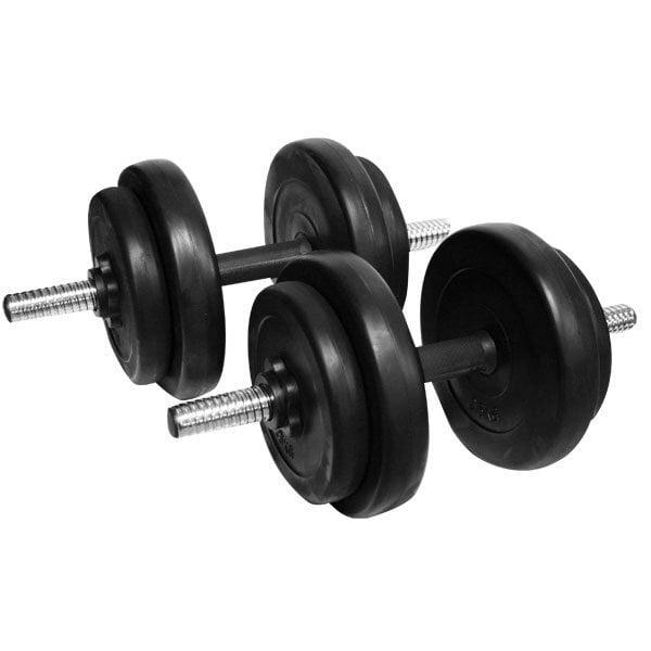 Hantlid inSPORTline 2x10 kg