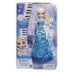 Кукла Эльза в звучащем и блестящем платье, Frozen (Ледяное сердце)