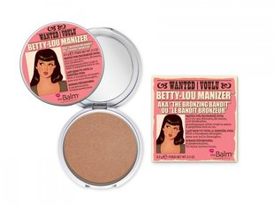 Pruunistav puuder TheBalm Cosmetics Betty-Lou Manizer 8.5 g hind ja info | Pruunistav puuder TheBalm Cosmetics Betty-Lou Manizer 8.5 g | kaup24.ee