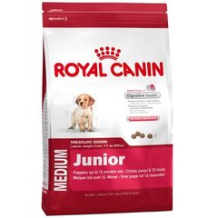 Koeratoit Royal Canin Medium Junior 4 kg