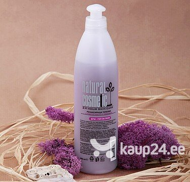Dušigeel lavendliõliga Natural Cosmetic 300 ml