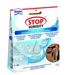 Niiskuseimaja Stop Humidity Mini Neutral 2x50g.