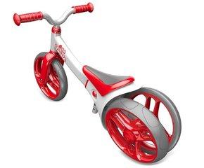 Tasakaalu jalgratas Yvolution YVelo Twista 4L CL 2PK punane, 100611