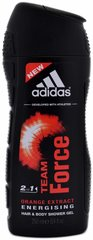 Dušigeel Adidas Team Force meestele 250 ml