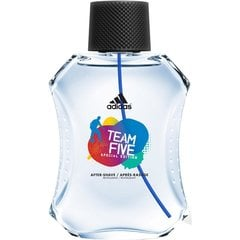 Лосьон после бритья Adidas Team Five 100 ml
