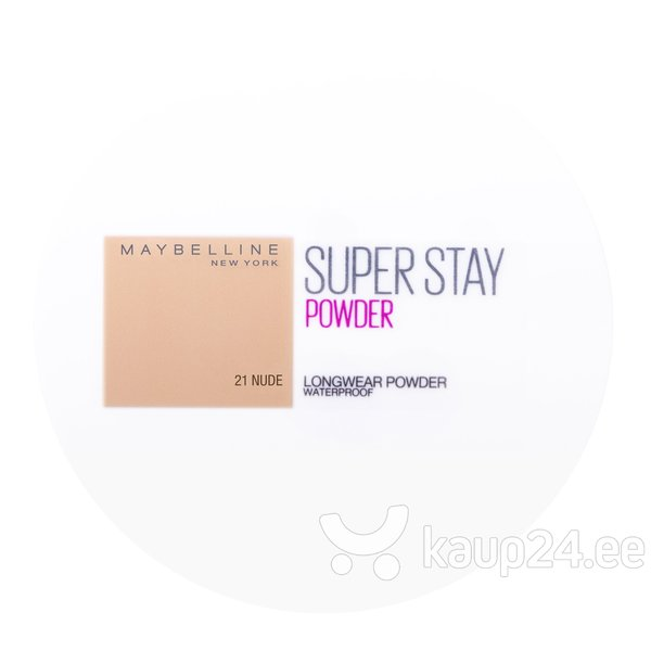 Puuder Maybelline New York Super Stay 24h, 9 g
