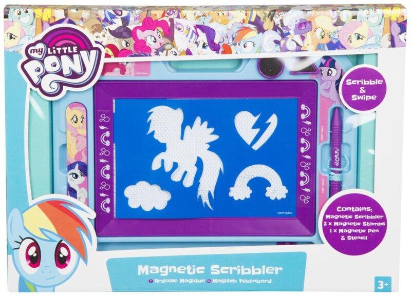 Magnetiline joonistustahvel My Little Pony