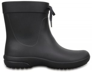 Naiste kummisaapad Crocs™ Freesail Shorty RainBoot, must